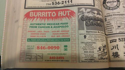 Burrito Hut