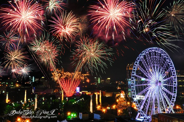 4th of july activities for adults in atlanta