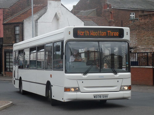 Stagecoach - Norfolk Green 33382 W378 SVV