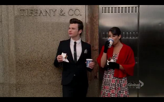 glee goes new york