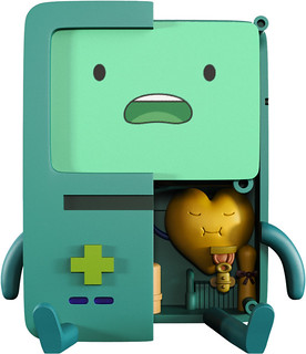 MightyJaXX × Jason Freeny XXRAY系列《探險活寶》嗶莫 XXRAY Adventure Time BMO