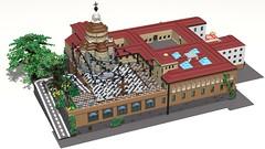 Lego Monte dei Cappuccini