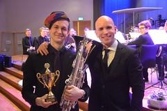 Jonathan Wickström vinnare av solistpriset i grupp 4