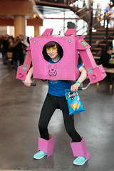 Overwatch D.Va cosplay