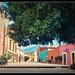 Calles de Querétaro, México por Guillermo R.