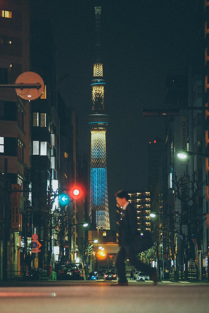 Sky Tree 晴空塔|東京都 Tokyo