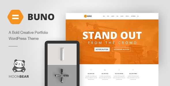 Buno WordPress Theme free download