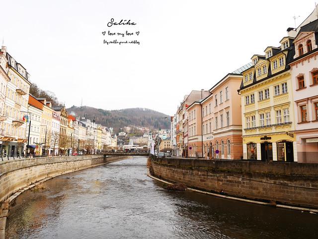 捷克旅遊卡羅維瓦利Karlovy Vary換錢遊記 (2)