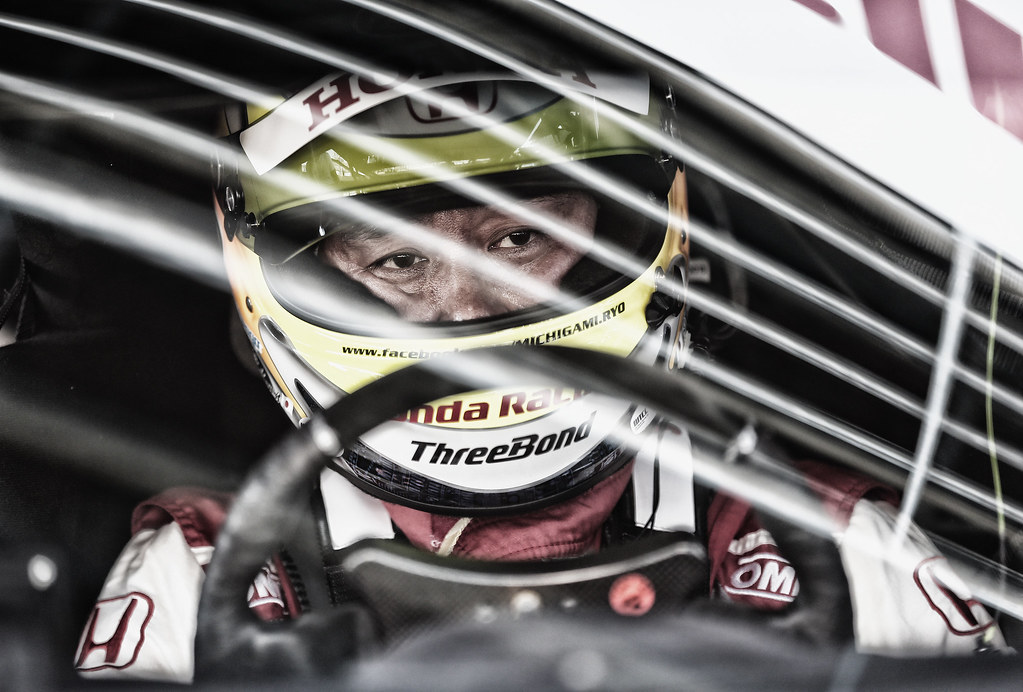 MICHIGAMI Ryo (jpn) Honda Civic team Honda racing team Jas ambiance portrait during the 2017 FIA WTCC World Touring Car Race of Morocco at Marrakech, from April 7 to 9 - Photo Jean Michel Le Meur / DPPI.