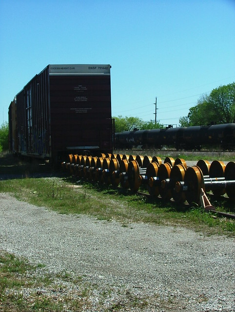 Railroad Siding, Fujifilm FinePix S5000