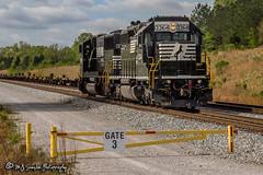 NS 3364 | EMD SD40-2 | NS Rossville Yard