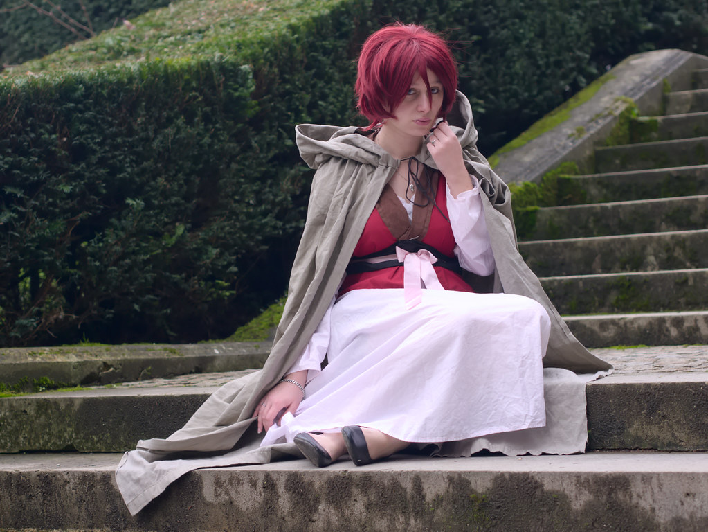related image - Shooting Akatsuki no Yona - Parc de Sceaux -2017-03-24- P2030028