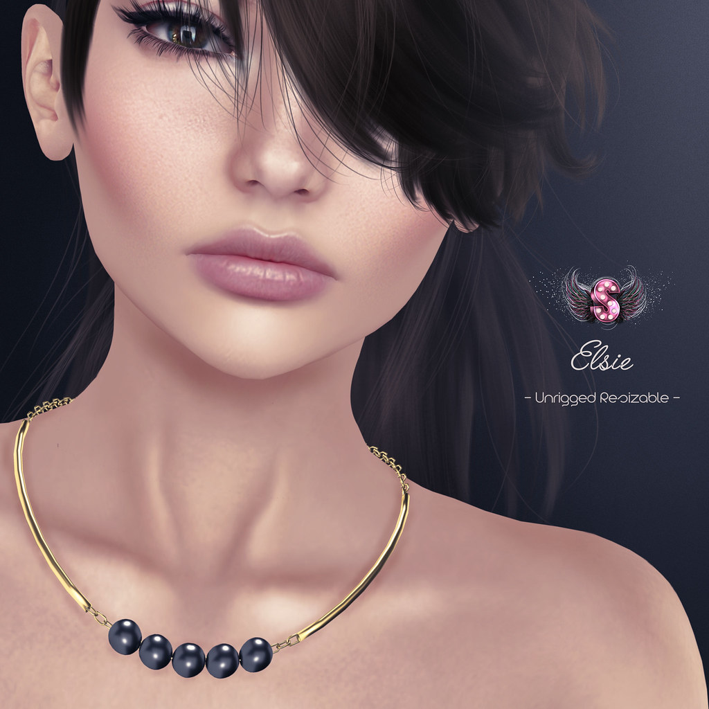 .::Supernatural::. Elsie @Black Fair - SecondLifeHub.com