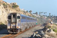 AMTK 785 @ San Clemente, CA