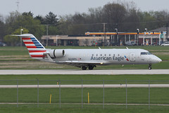 PSA Airlines (American Eagle) // Bombardier CRJ-200ER // N249PS (cn 7926) // KDAY 4/14/17