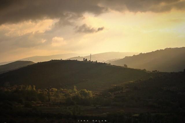 #lebanon #sunrise #field #Mountain #photography #nature_photography #landscape #photo #clouds #sun