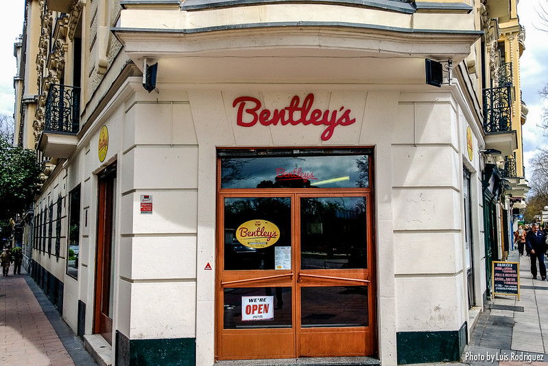 Bentley's Burger-1