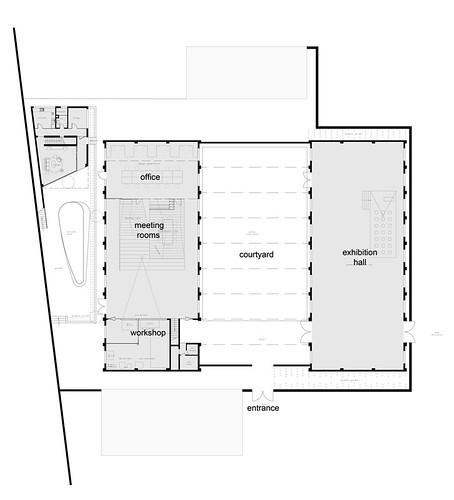 Archi-Union 創盟國際 - J-Office 舊建築與參數式設計的結合