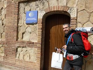 Albergue de Igualada del Camino Catalán