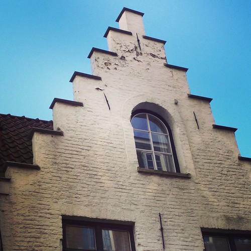 Maison MDC à Bruges, Belgique
