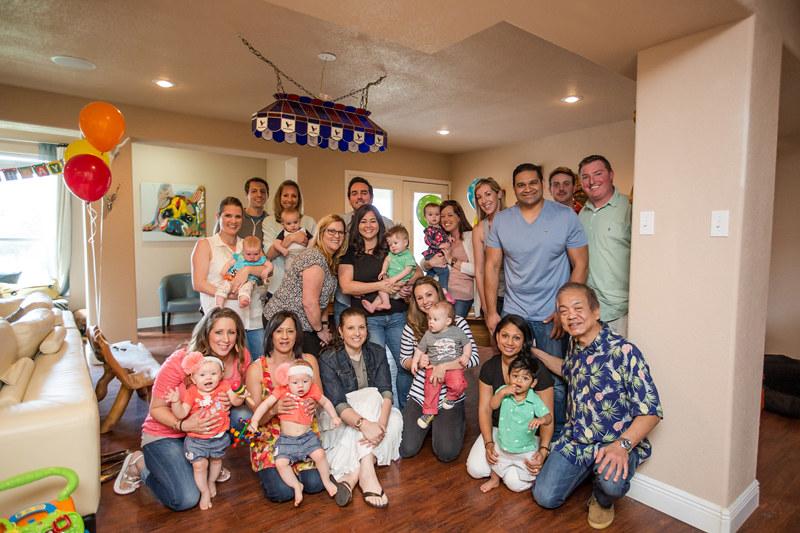Austin Cake Smash First Birthday-0016