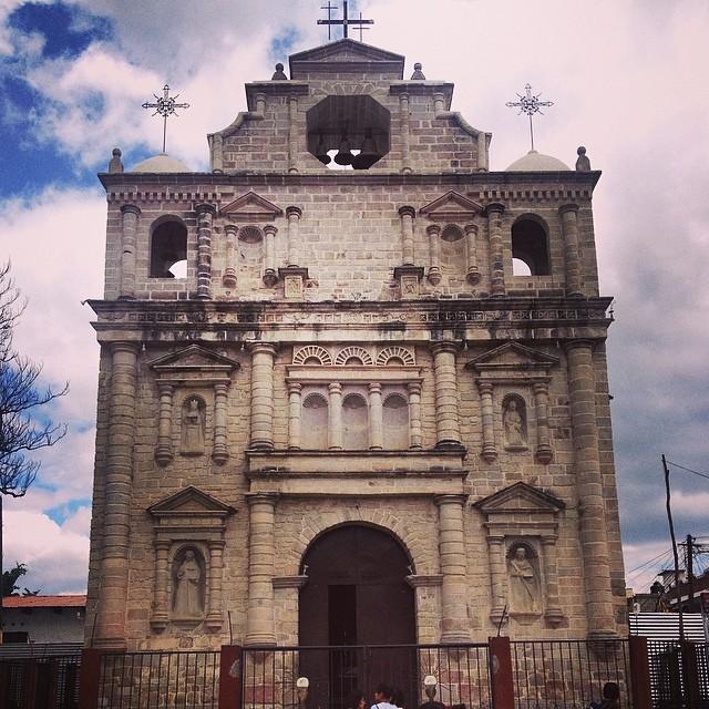 Iglesia de Joyabaj #Iglesia #Joyabay #ElQuiche #Guatemala #TheRealGuatemala