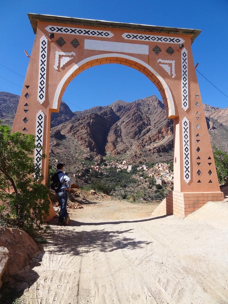 Tagdicht gate