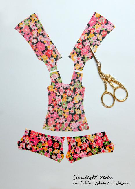 Nightwear for momoko 2