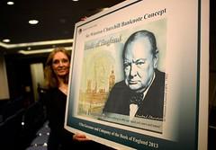 Innovia Churchill banknote