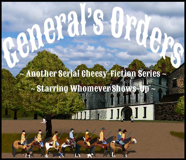 General's Orders Banner
