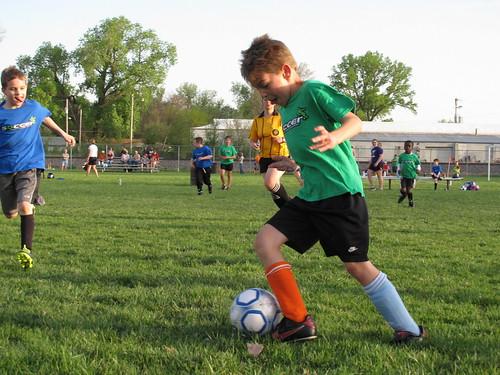 Moray Eels - Beckham Soccer Spring 2014