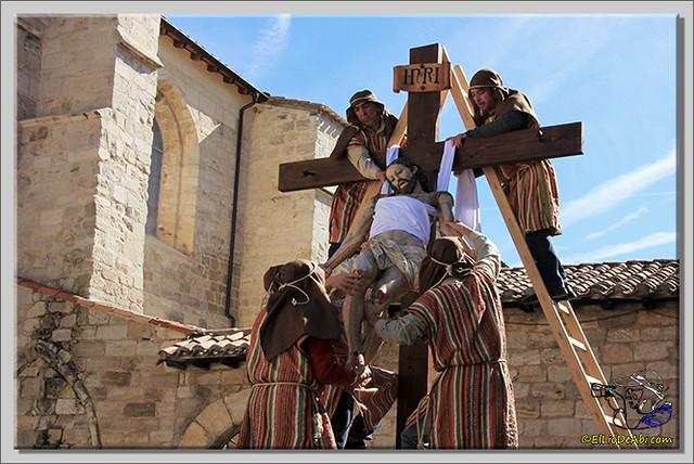 8 Via Crucis Semana Santa en Briviesca