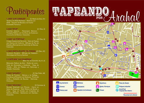AionSur 13952315428_bef7a10974_d Feria de la Tapa de Arahal, del 15 al 25 de mayo Cultura Feria de La Tapa  XVI Feria de la Tapa Arahal