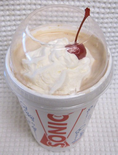 Sonic Jalapen?o Chocolate Shake Cup