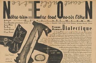 Typographic tango