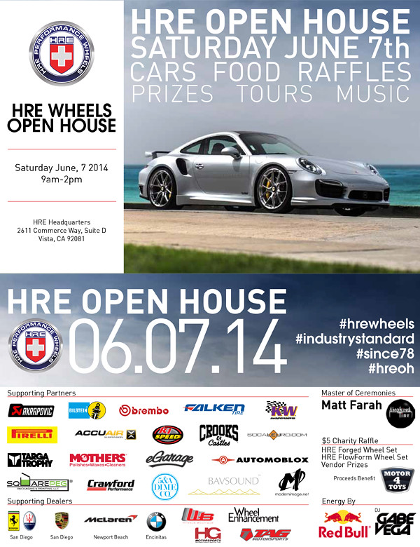 13970175481 b242f157eb b 2014 HRE WHEELS OPEN HOUSE