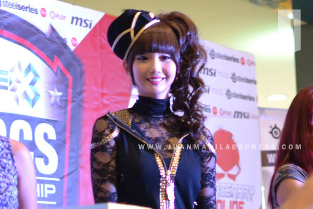 COSPLAY GODDESS ALODIA. The pretty Cosplayer Alodia Almira Gosiengfiao.