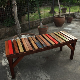 Screen Printing Frame Bench