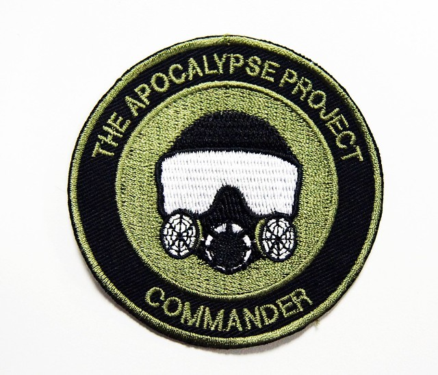 The Apocalypse Commander Badge