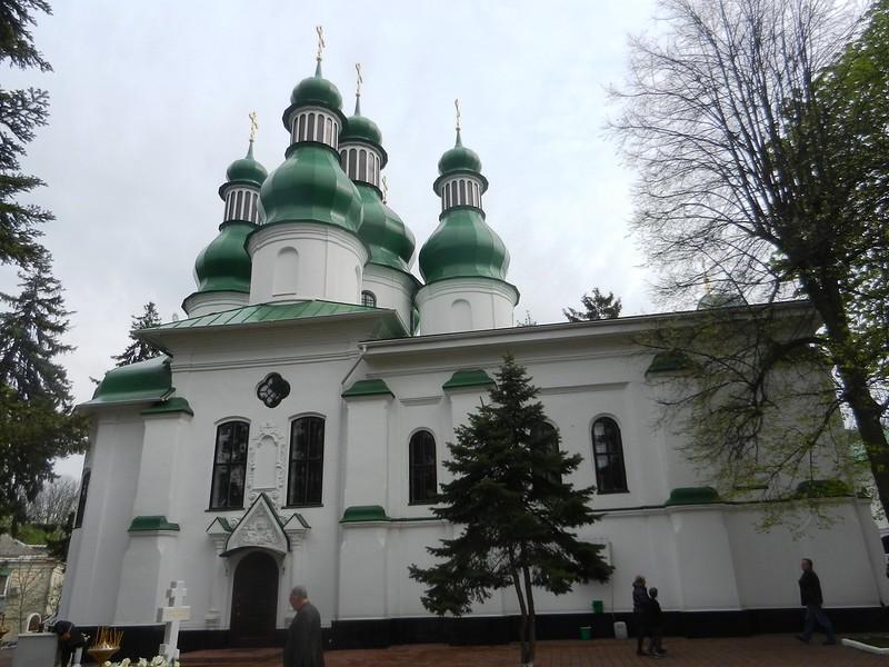 Свято Троицкий монастырь Киев