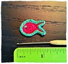 Tiny #Crochet Fish