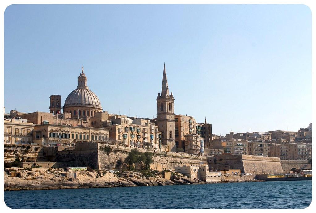 valletta churches malta