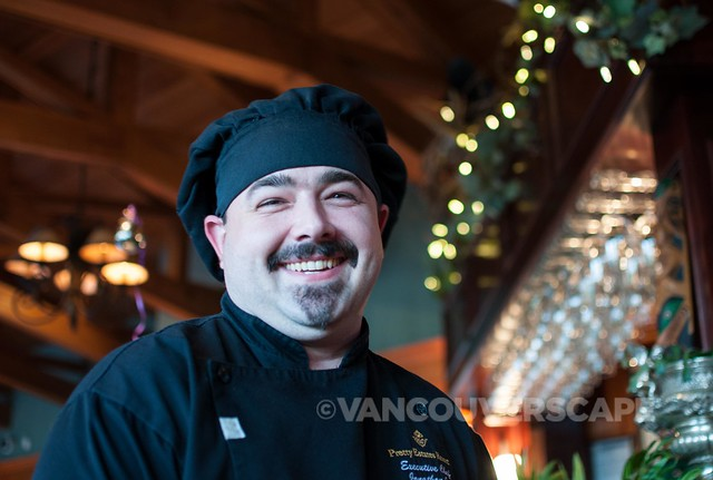 River's Edge Restaurant's Executive Chef Jonathon Gee