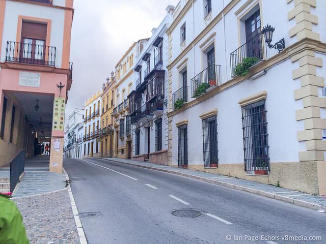 Ronda buildings