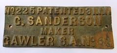 Gawler plates (3)