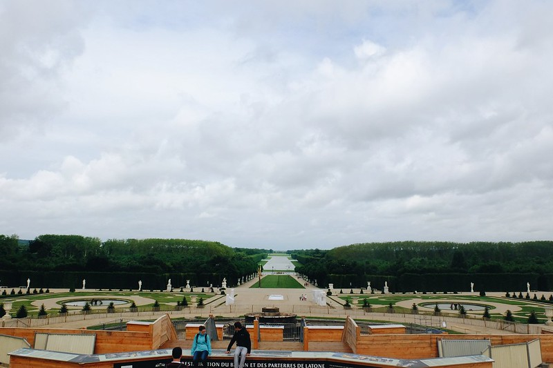 A few snapshots from when I visited Paris (and a little of Versailles) in 2013.