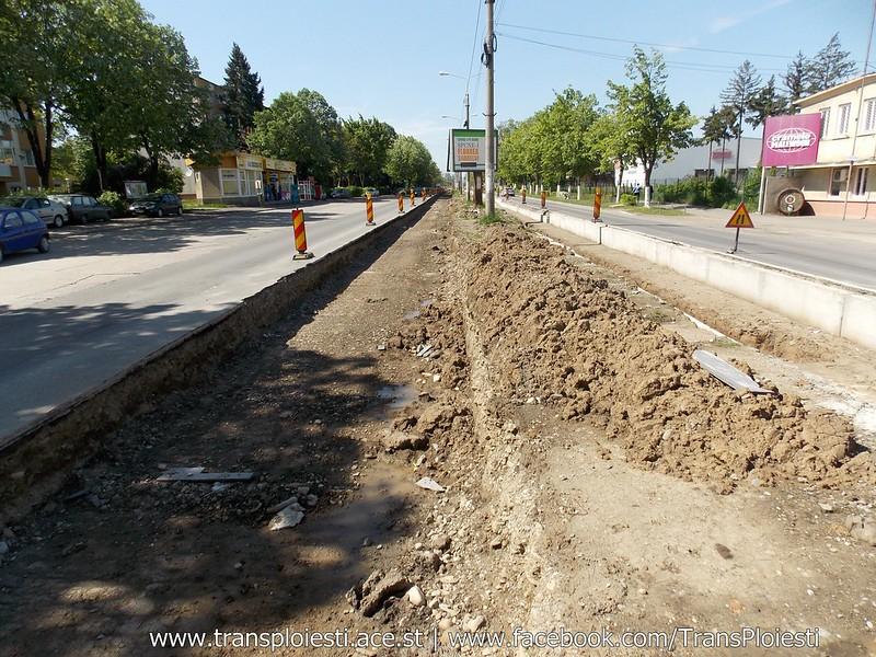 Traseul 102, etapa I: Bucla Nord ( Sp. Județean ) - Intersecție Republicii - Pagina 2 14029493341_2ac33af85b_c