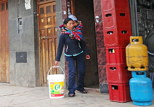 peru puno mother baby solo travel bilwander ρeru