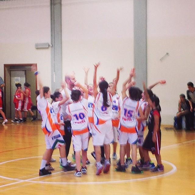 Aics-libertas 42-30 vintooo #aicsbasket #aicsforli #aiscbasketfemminile #basket #basketfemminile #forli