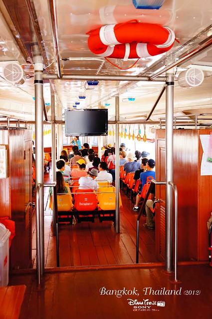 Day 3 Bangkok, Thailand - Chao Phraya River Cruise